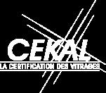 Certification des vitrages